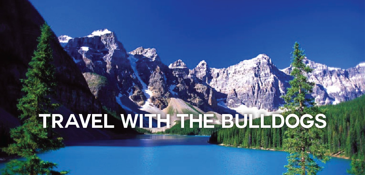 Travel with the Bulldogs