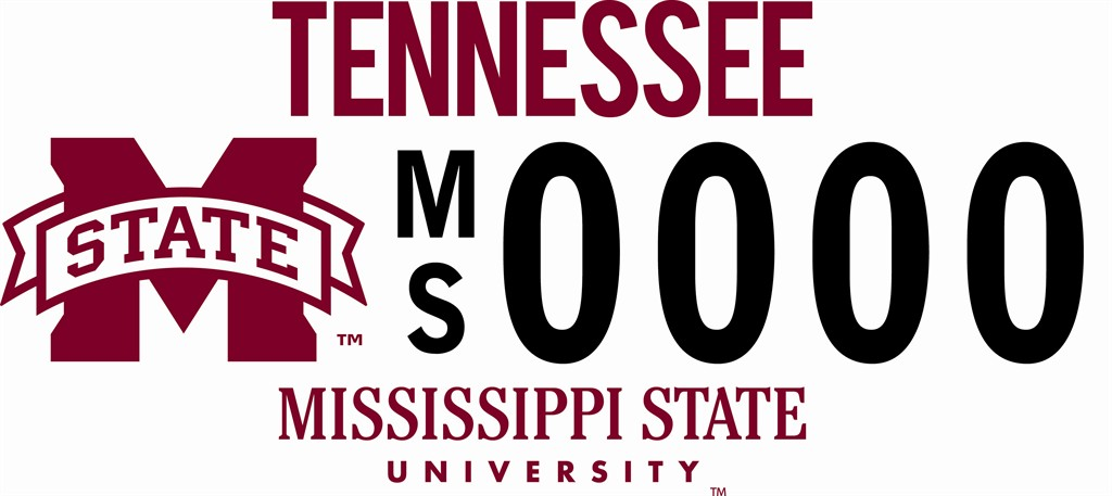 Mississippi Car Tags Cost