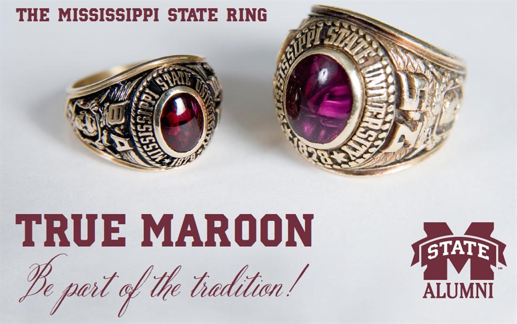 University Of North Alabama Class Rings