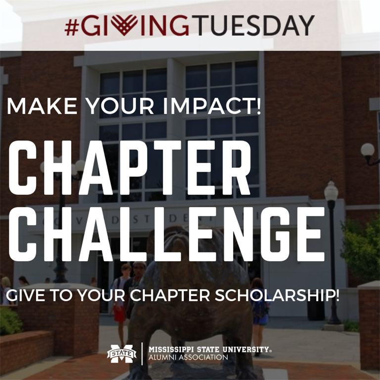 Mississippi State University Development And Alumni Giving Tuesday
