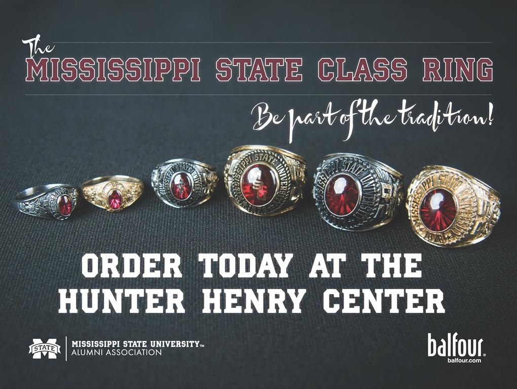 Mississippi State University Development and Alumni - Ring Days